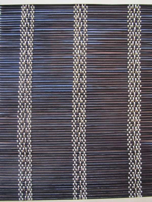 Бамбуковые рулонные шторы B-8004
